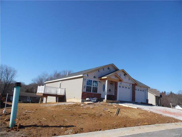 733 Lake Cottage Court, Villa Ridge, MO 63089 (#18005407) :: Sue Martin Team
