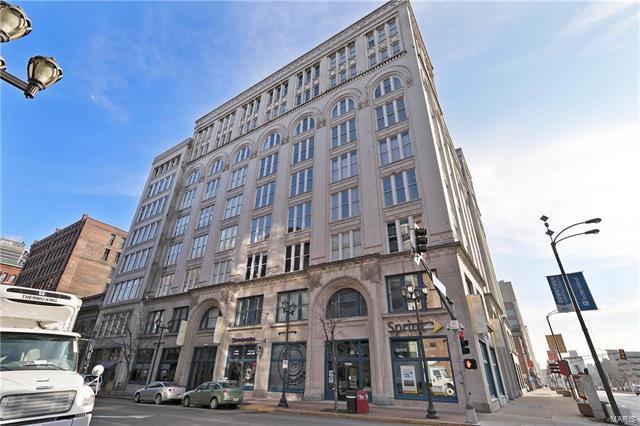 1136 Washington Avenue #907, St Louis, MO 63101 (#18005574) :: Clarity Street Realty