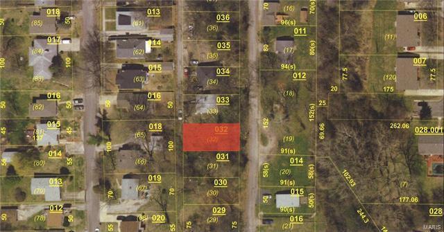 0 Jefferson Avenue, Collinsville, IL 62234 (#18005821) :: Fusion Realty, LLC