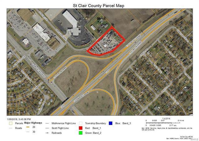 1700 Pontiac, Cahokia, IL 62206 (#18005902) :: Fusion Realty, LLC