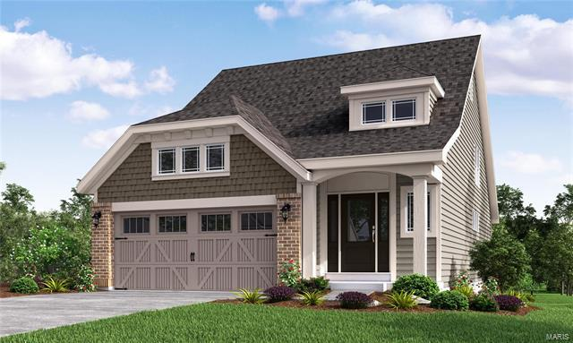 1 Tbb - Fairfax @ Provence, Saint Charles, MO 63301 (#18005966) :: PalmerHouse Properties LLC