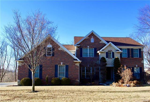 762 Southbrook Forest, Weldon Spring, MO 63304 (#18006189) :: The Kathy Helbig Group