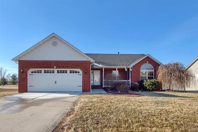 3417 Manassas Drive, Edwardsville, IL 62025 (#18006205) :: Holden Realty Group - RE/MAX Preferred