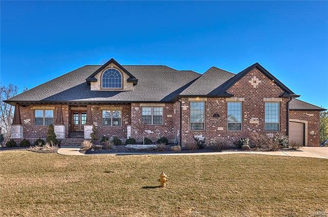 59 Long Branch Lane, Caseyville, IL 62232 (#18006215) :: Holden Realty Group - RE/MAX Preferred
