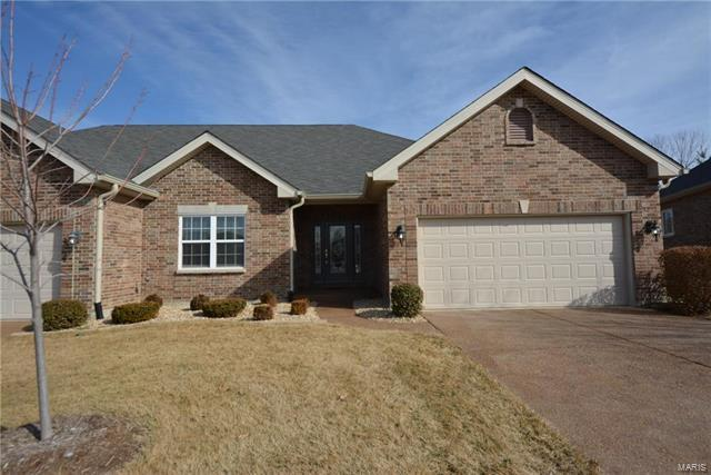 3412 Sun Bear Court, Wentzville, MO 63385 (#18006296) :: PalmerHouse Properties LLC