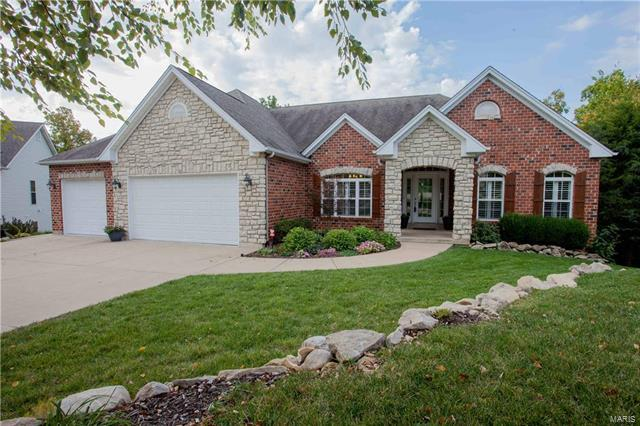 15 Charlemagne Court, Lake St Louis, MO 63367 (#18006326) :: Clarity Street Realty