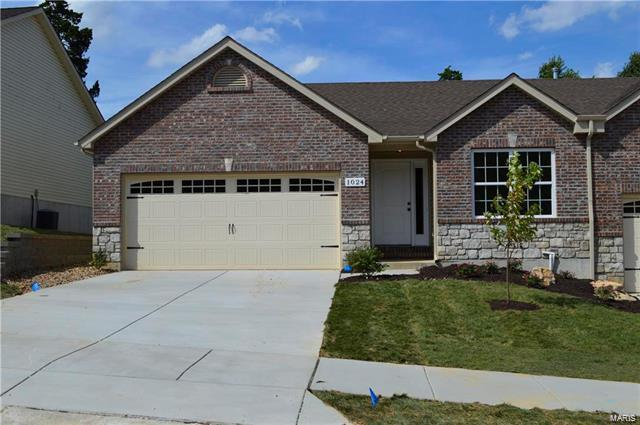 1024 Windsor Crest Court, Cottleville, MO 63376 (#18006456) :: Clarity Street Realty