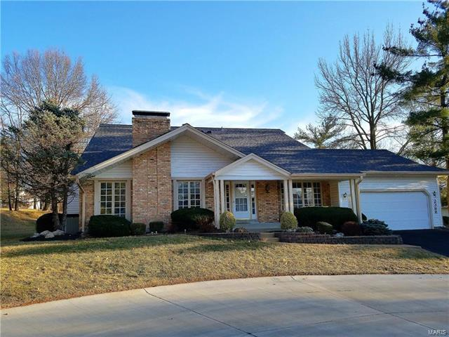 2388 Broadmont Court, Chesterfield, MO 63017 (#18006463) :: Clarity Street Realty