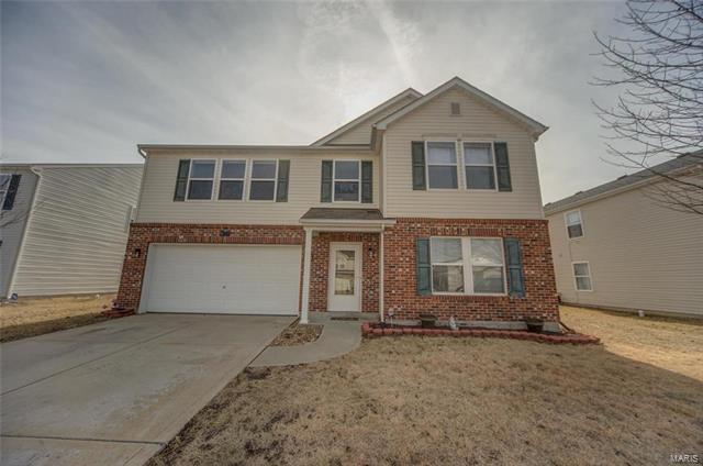 1404 Royal Forest Drive, Mascoutah, IL 62258 (#18006533) :: Holden Realty Group - RE/MAX Preferred