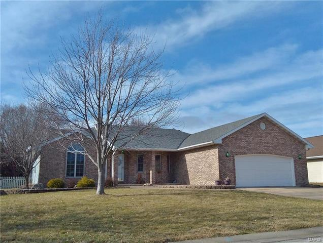 3221 Frese Drive, Quincy, IL 62305 (#18006593) :: Clarity Street Realty