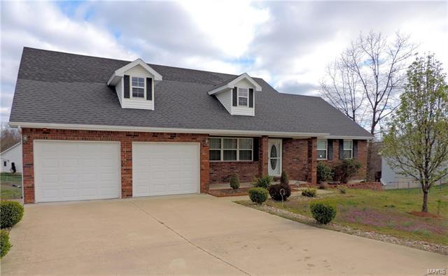 19658 Longview Lane, Waynesville, MO 65583 (#18006643) :: Sue Martin Team