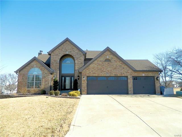 1380 Crooked Stick Drive, O'Fallon, MO 63366 (#18006809) :: PalmerHouse Properties LLC
