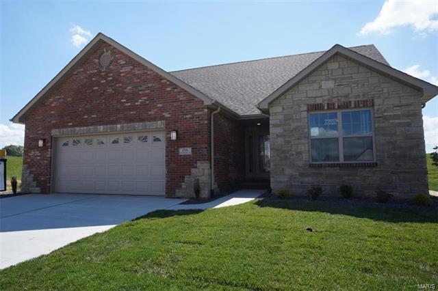 1533 New Brunswick Drive, Waterloo, IL 62298 (#18007077) :: PalmerHouse Properties LLC