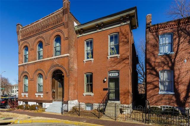2351 Hickory Street, St Louis, MO 63104 (#18007150) :: Sue Martin Team