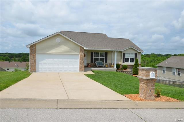 5 Ridgepoint Meadows, Union, MO 63084 (#18007204) :: Clarity Street Realty