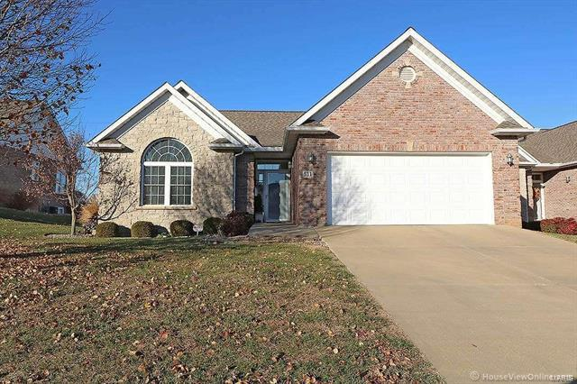 511 Wynnfield Lane, Farmington, MO 63640 (#18007321) :: Sue Martin Team