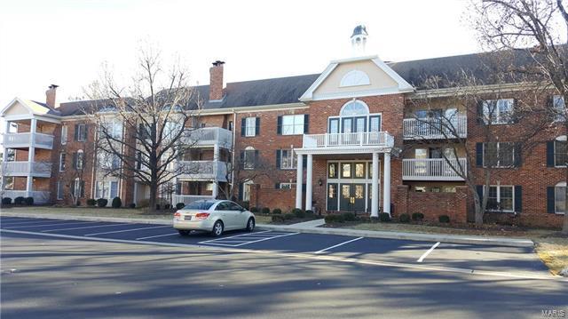 207 Ambridge Court #203, Chesterfield, MO 63017 (#18007408) :: Sue Martin Team