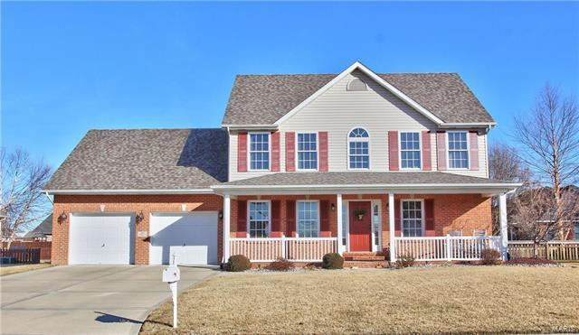 152 Emerald Way West, Granite City, IL 62040 (#18007444) :: Clarity Street Realty
