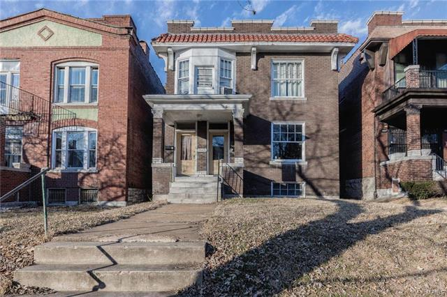 3845 Shaw Boulevard, St Louis, MO 63110 (#18007494) :: Clarity Street Realty
