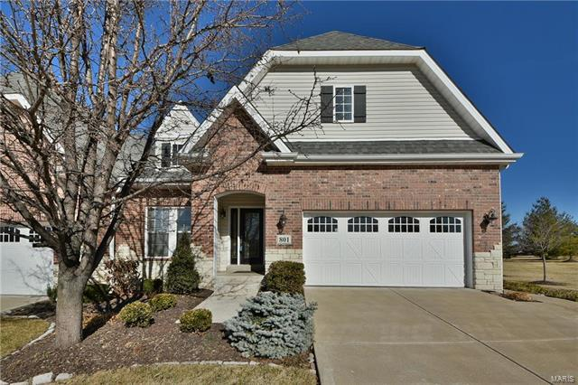801 Kingsgate Drive, O'Fallon, MO 63368 (#18007499) :: Sue Martin Team