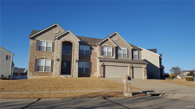 471 Olde Court Road, Saint Charles, MO 63303 (#18007567) :: Clarity Street Realty