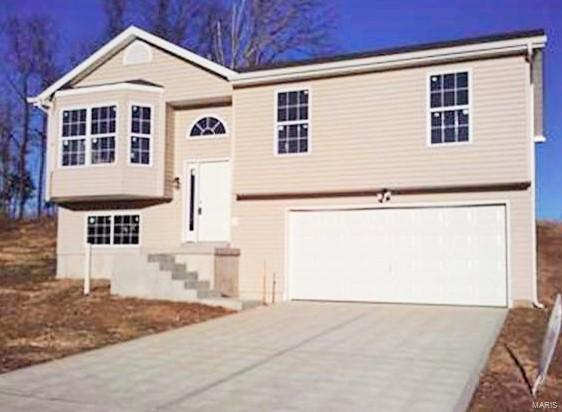 10378 Hawks Nest Drive, Hillsboro, MO 63050 (#18007662) :: Sue Martin Team