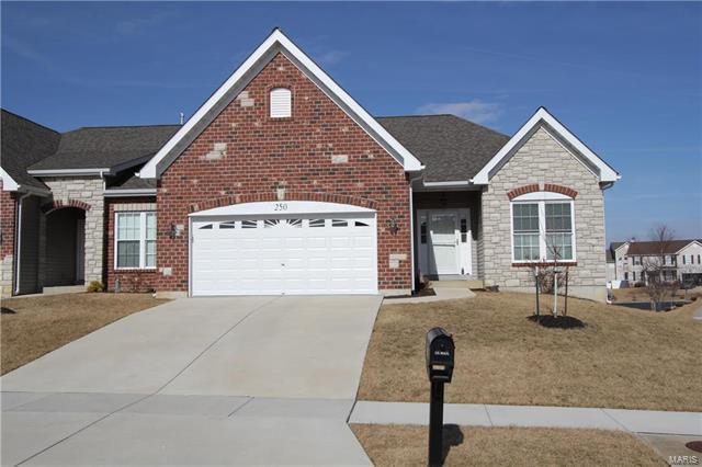 250 Pierce View Circle, Wentzville, MO 63385 (#18007810) :: Sue Martin Team
