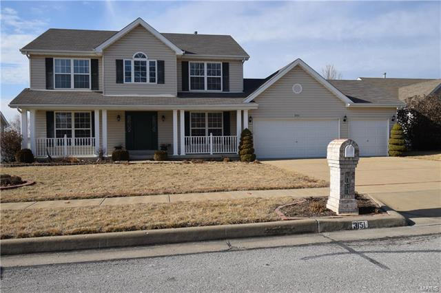 3151 Theodore Dr, Arnold, MO 63010 (#18007827) :: Clarity Street Realty