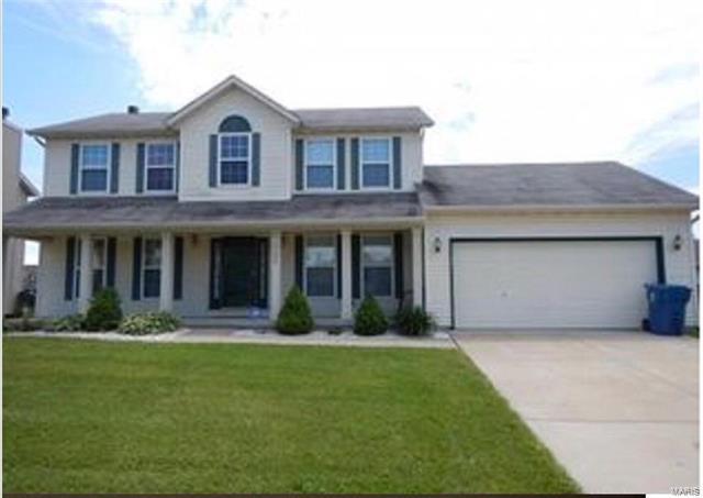 756 Glen Mor, Shiloh, IL 62221 (#18007841) :: Fusion Realty, LLC