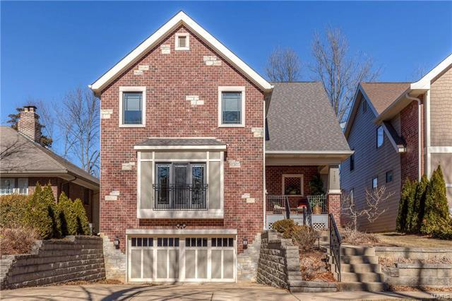 7437 Teasdale Avenue, St Louis, MO 63130 (#18007849) :: Clarity Street Realty