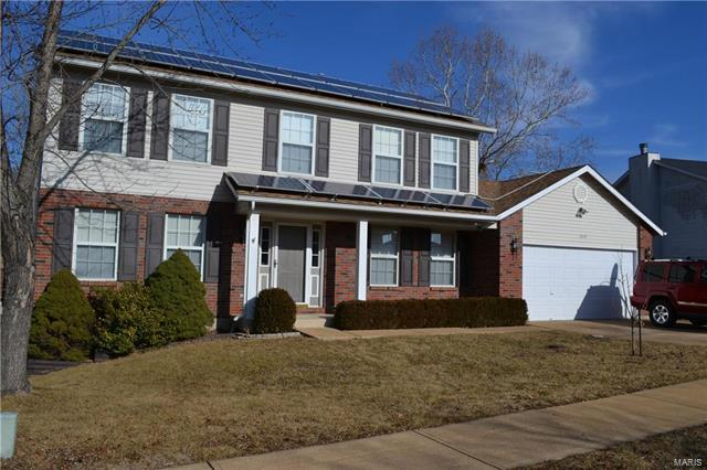 2112 Doe Run Drive, Arnold, MO 63010 (#18007930) :: Clarity Street Realty