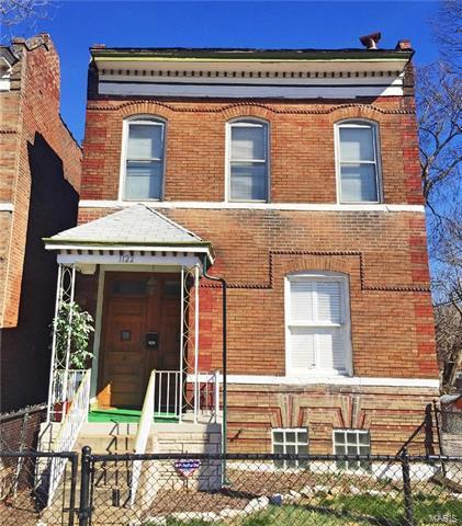 1122 Aubert Avenue, St Louis, MO 63113 (#18008053) :: Clarity Street Realty