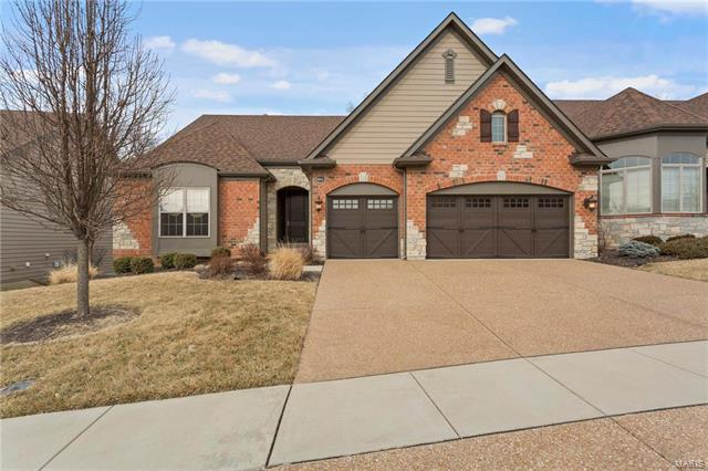 14623 Kendall Ridge Drive, Chesterfield, MO 63017 (#18008071) :: Clarity Street Realty