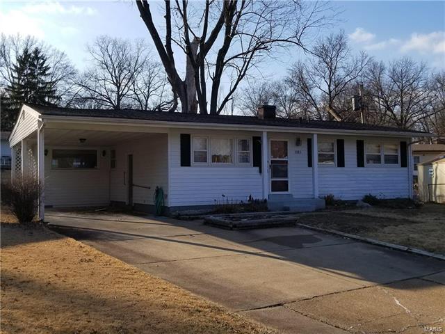 2883 Lesmer Court, St Louis, MO 63114 (#18008087) :: Sue Martin Team