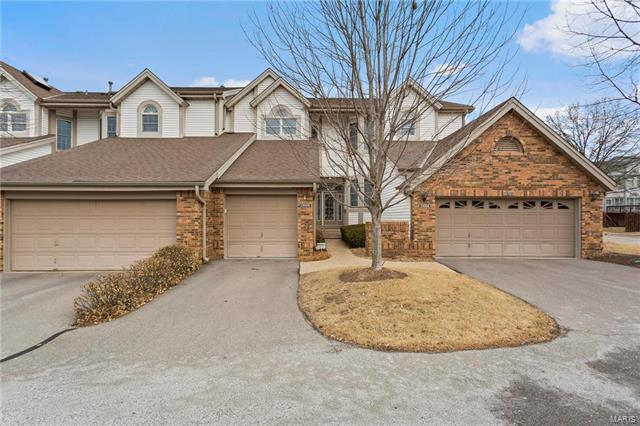 13005 Twin Meadows Court, St Louis, MO 63146 (#18008097) :: Clarity Street Realty