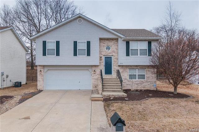 379 Sweetwater Lane, O'Fallon, IL 62269 (#18008456) :: Holden Realty Group - RE/MAX Preferred
