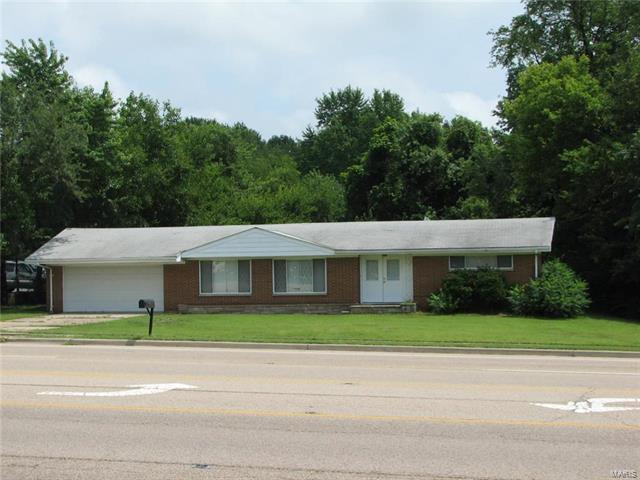 4208 S State Route 159, Glen Carbon, IL 62034 (#18008525) :: Fusion Realty, LLC