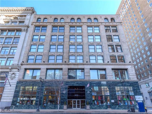 901 Washington Avenue #408, St Louis, MO 63101 (#18008563) :: Clarity Street Realty