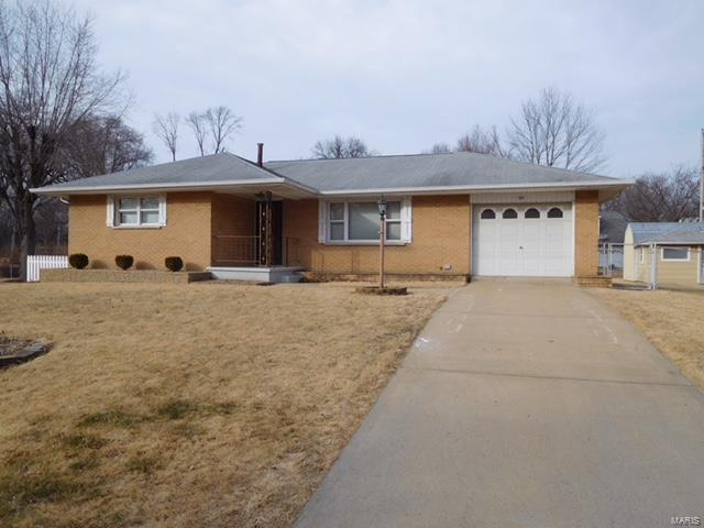 921 Burgos Street, Unincorporated, MO 63138 (#18008623) :: Sue Martin Team
