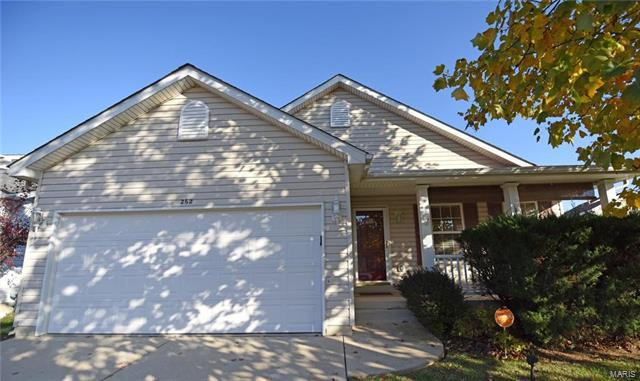 262 Eastbrook Drive, Belleville, IL 62221 (#18008733) :: Clarity Street Realty
