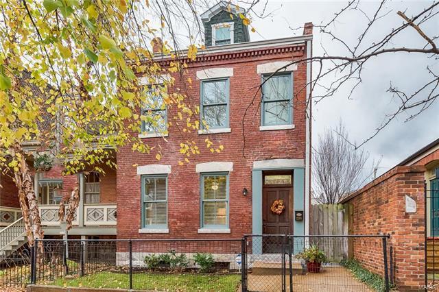 2205 Menard Street, St Louis, MO 63104 (#18008796) :: Sue Martin Team