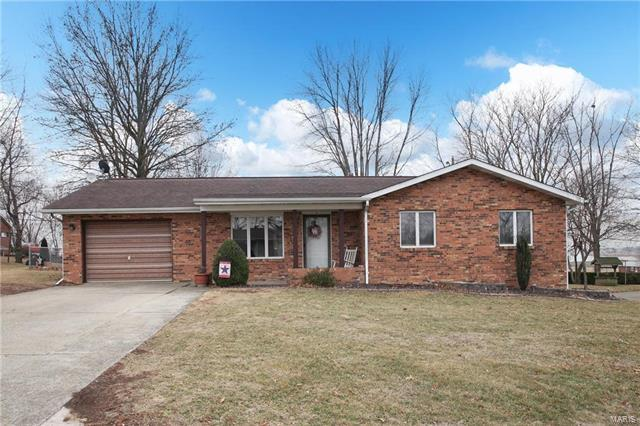 8020 Blue Mound Dr Drive, ST ROSE, IL 62230 (#18008962) :: Clarity Street Realty