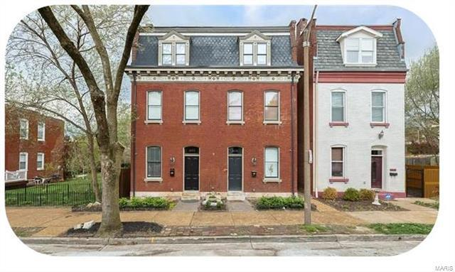 2621 Mcnair Avenue, St Louis, MO 63118 (#18009150) :: Clarity Street Realty