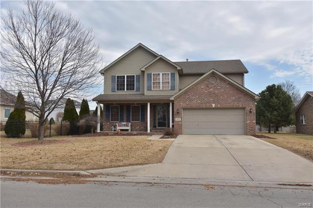 3802 Fairoaks Drive, Granite City, IL 62040 (#18009190) :: Fusion Realty, LLC