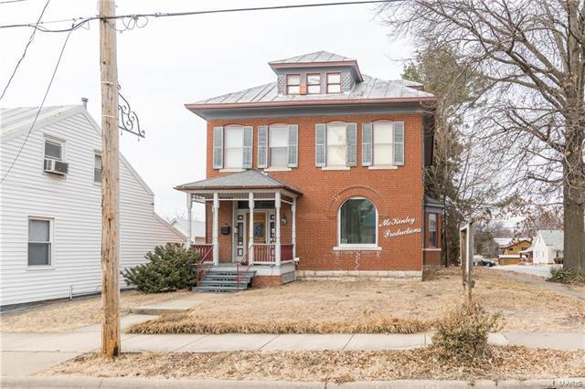 301 W Mill Street, Waterloo, IL 62298 (#18009217) :: Fusion Realty, LLC
