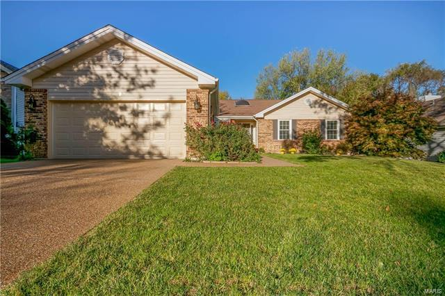 16454 Hollister Crossing Drive, Wildwood, MO 63011 (#18009242) :: Sue Martin Team