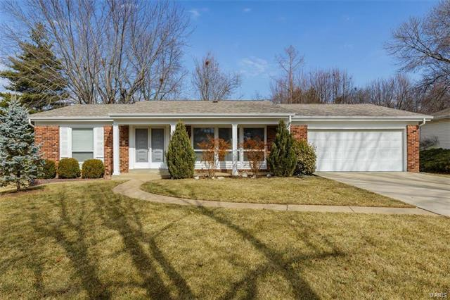 15723 Callender Court, Chesterfield, MO 63017 (#18009305) :: Kelly Hager Group   Keller Williams Realty Chesterfield