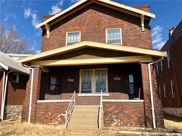 3829 Meramec Street, St Louis, MO 63116 (#18009411) :: Clarity Street Realty