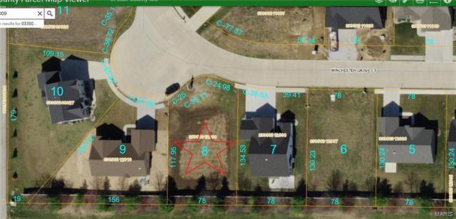 1429 Winchester Grove Court, O'Fallon, IL 62269 (#18009438) :: Holden Realty Group - RE/MAX Preferred