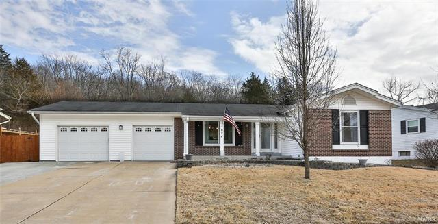 684 Green Forest Drive, Fenton, MO 63026 (#18009566) :: Clarity Street Realty